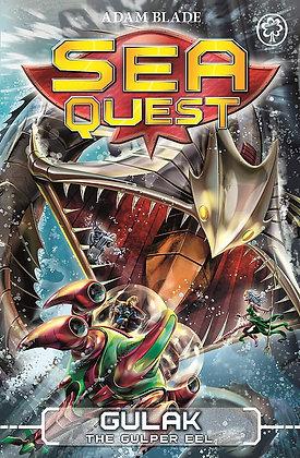 Sea Quest: Gulak The Gulper Eel
