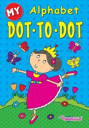 My Alphabet Dot-To-Dot (Princess Cover)