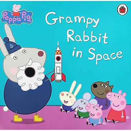 Peppa Pig: Grampy Rabbit In Space