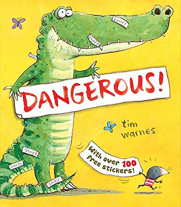 Dangerous! (Picture Book and CD Set)