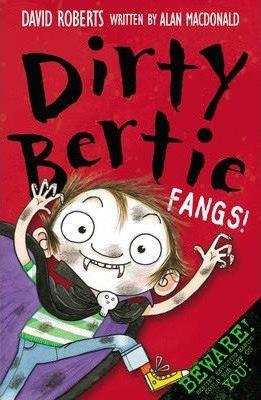 Dirty Bertie: Fangs!