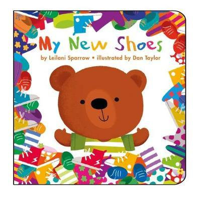 My New Shoes (Board Book)
