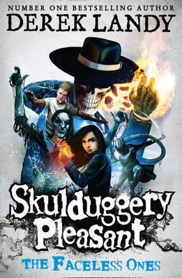 Skulduggery Pleasant: The Faceless One