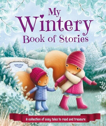 My Wintery Book of Stories (Hardback)