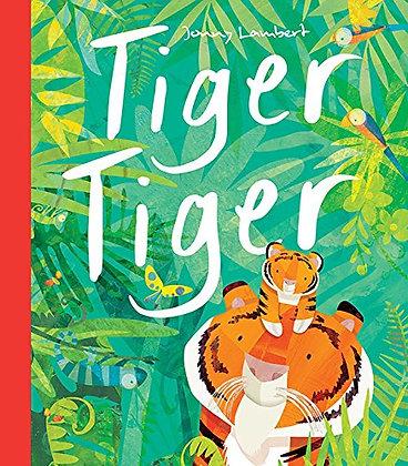 Tiger Tiger (Hardback)
