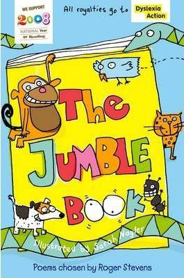 The Jumble Book (Dyslexia Friendly)