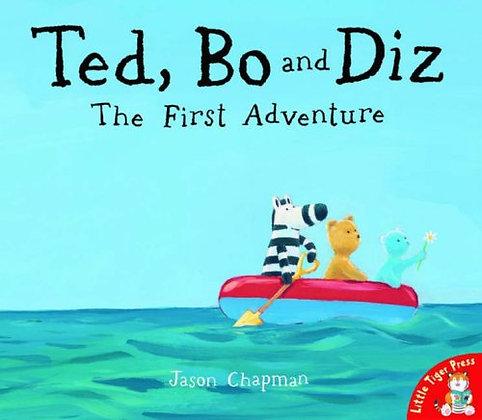 Ted, Bo And Diz