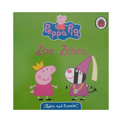 Zoe Zebra (A Peppa Pig Board Book)