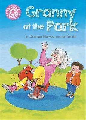 Granny At The Park (Reading Champion Pink 1B)