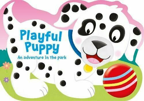 Playful Puppy (Board Book)