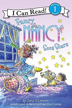 Fancy Nancy Sees Stars (Hardback)