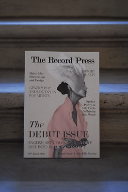 The Debut Issue