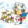 «Мастерская Деда Мороза» детский конкурс рисунков и поделок