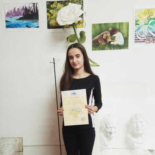 Афаунова Д., гп. Терек