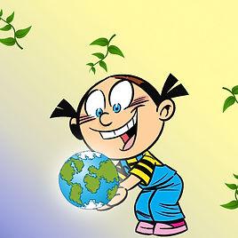 «Сохраним планету вместе» экологический конкурс детского творчества для дошкольников и учеников школ