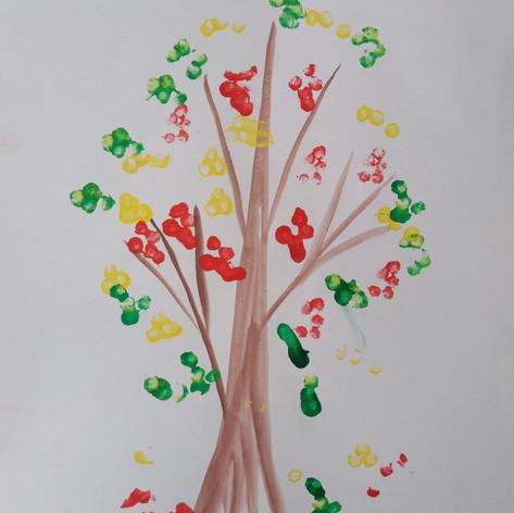"""""""Сказочное дерево"""""""