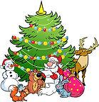 Конкурс новогодних сказок «Сказочные персонажи зимы» для детей