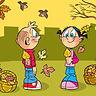 Конкурс гербариев и цветочных композиций «Осенняя фантазия» для детей, педагогов, родителей