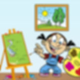 Всероссийский экспресс-конкурс рисунков для детей и взрослых «Палитра ярких красок»