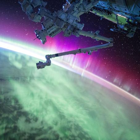 Эта далекая планета Крокс - работа участницы конкурса «Космос - просторы Вселенной»