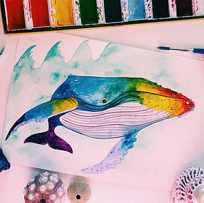 «Обитатели подводного мира»