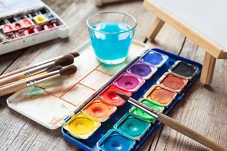 «Разноцветная палитра»