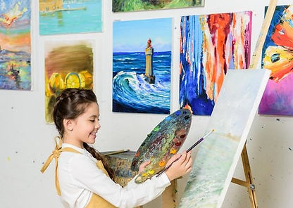 «Юный художник»