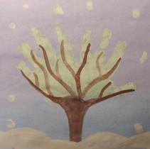 """Зимнее дерево"""