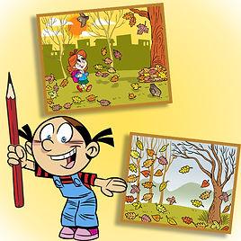 Всероссийский конкурс детского рисунка «Я рисую осень»