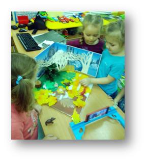 Развитие творческих способностей детей дошкольного возраста в процессе создания медиапродукта