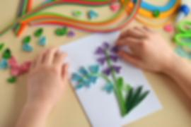 конкурс поделок из бумаги для детей