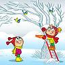 Детский конкурс рисунков и кормушек для птиц «Зимующие птицы»
