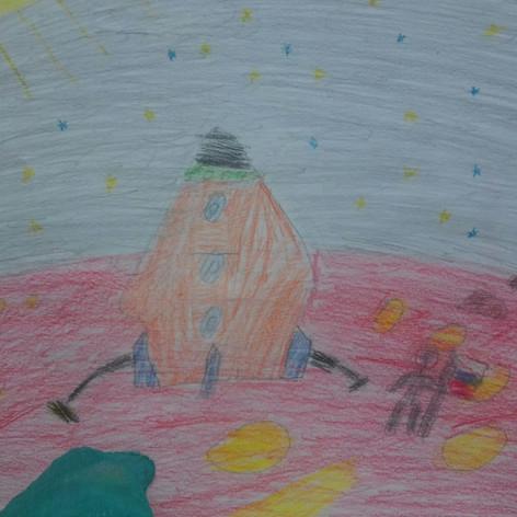 """""""Полет на Марс"""""""