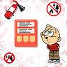 Конкурс поделок и творческих работ «Дети о пожарной безопасности» для детей