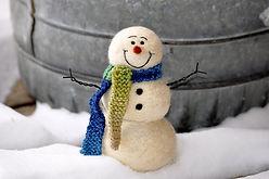 «Снеговик и его друзья»