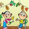 Конкурс детских осенних поделок из природных материалов «Творения из шишек, овощей, листвы»