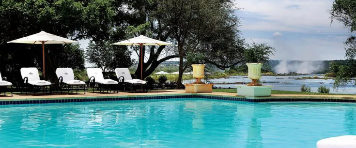 The Royal Livingstone Victoria Falls Zam