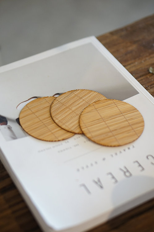Bamboo Cup Placemat