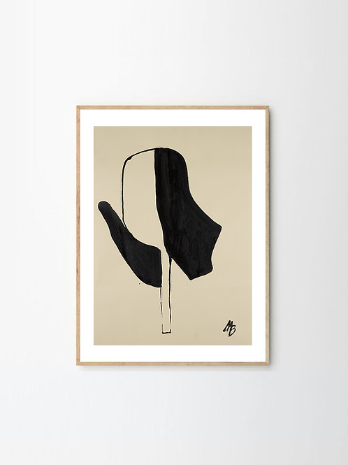 """MY MIRROR"" by MALENE BIRGER (30cm x 40cm)"