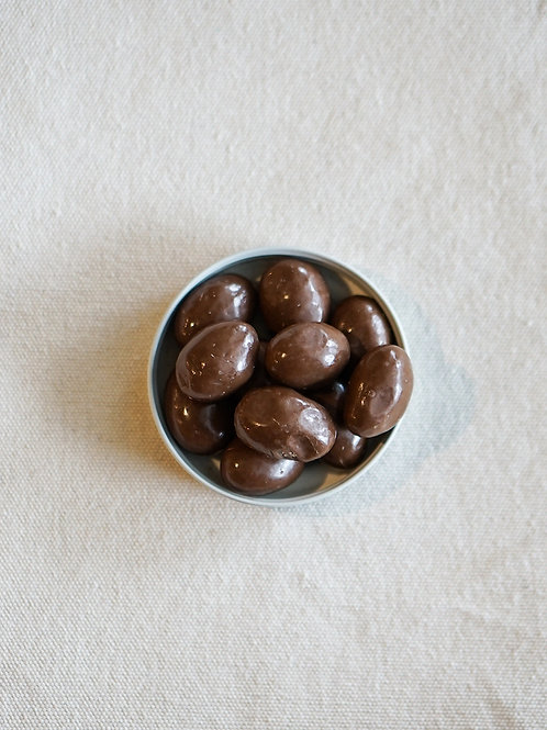 Almond, Milk Chocolate Covered