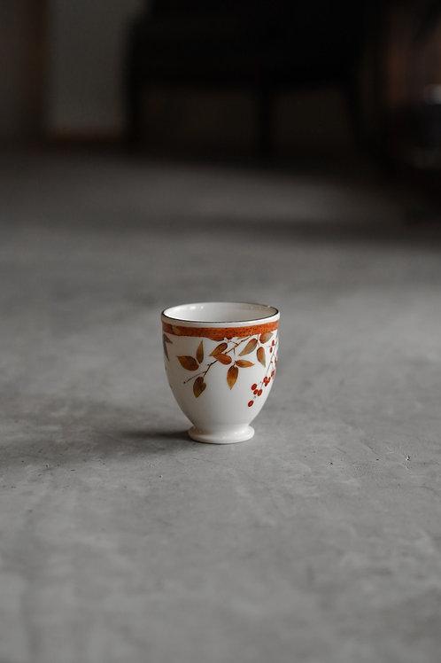 Kozangama hand printed tea cup