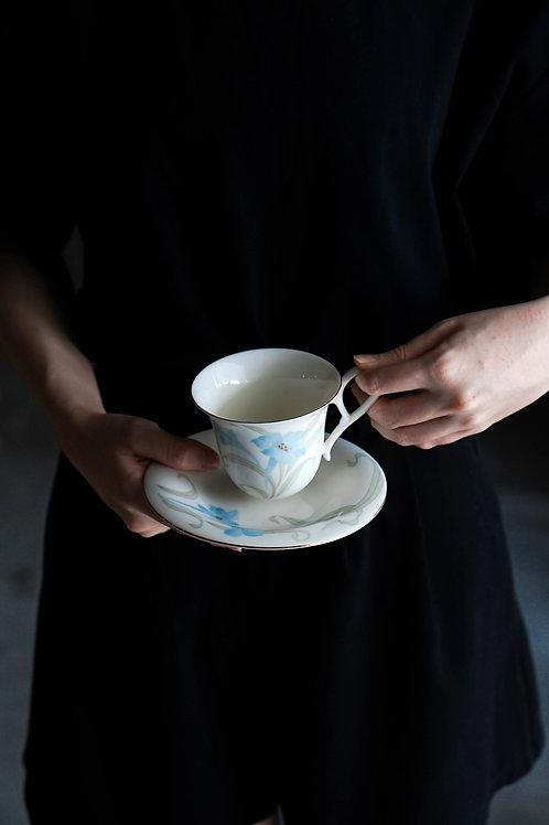 Richfield Tachikichi Floral Tea Cup Set