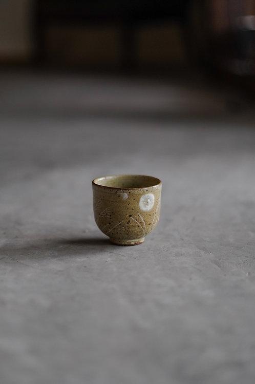 Vintage Bizenyaki Tea Cup
