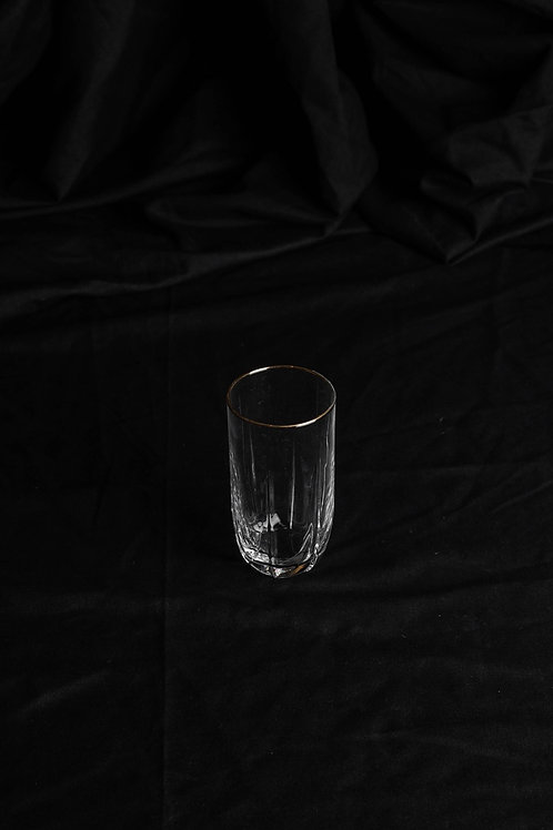 Vintage Gold Trimmed Glass 110015