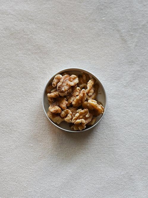 Natural & Raw Walnut