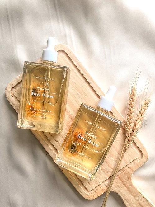Calendula Bath and Body Oil