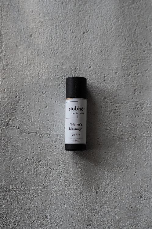 Multipurpose Herbal Lip Balm - Helios's blessing