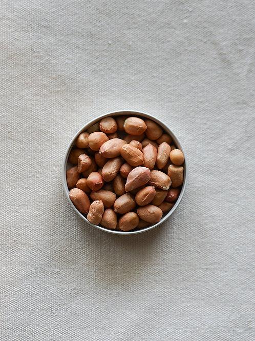 Organic Peanut Kernel