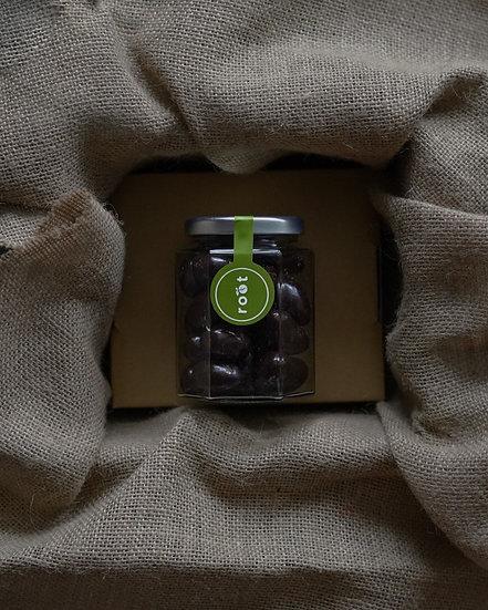Dark Chocolate Coated Almond (100g)