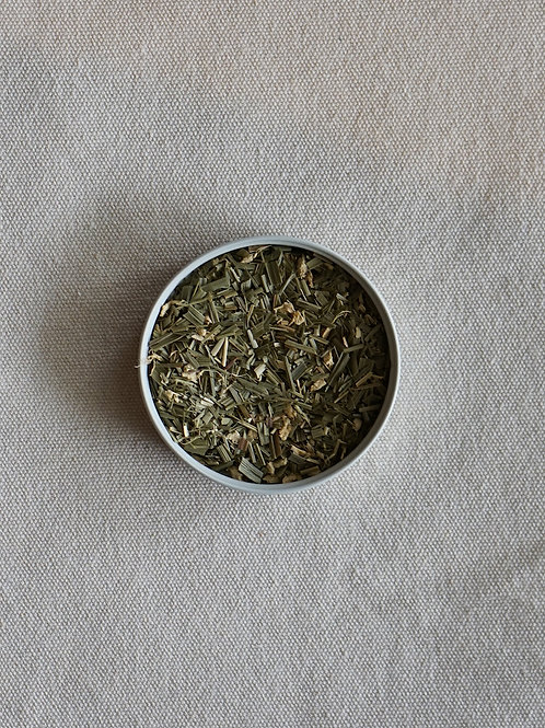 Premium Lemongrass and Ginger loose tea leaves